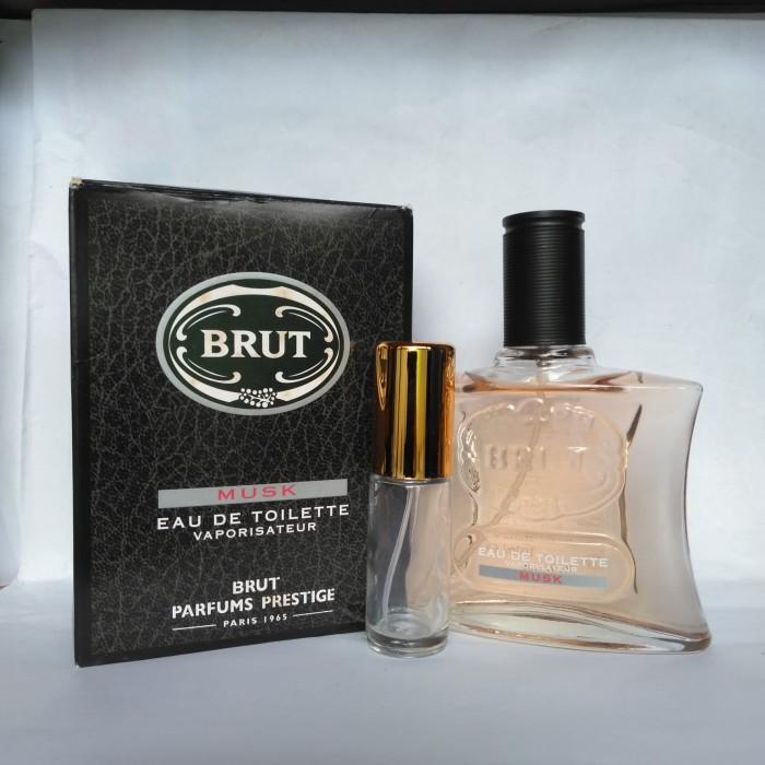 Jual Decant Parfum Brut Original Musk Edt Kota Surakarta