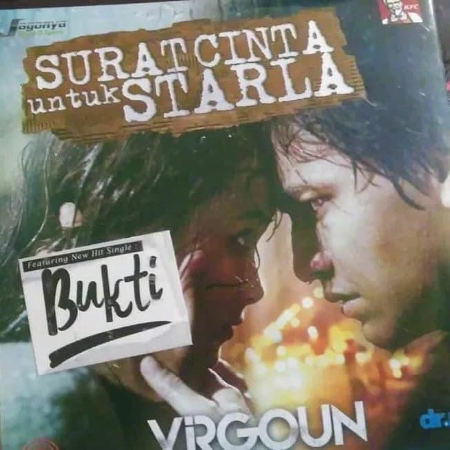 Jual Cd Lagu Last Child Virgoun Surat Cinta Untuk Starla Kota Semarang Susshan Shop Tokopedia