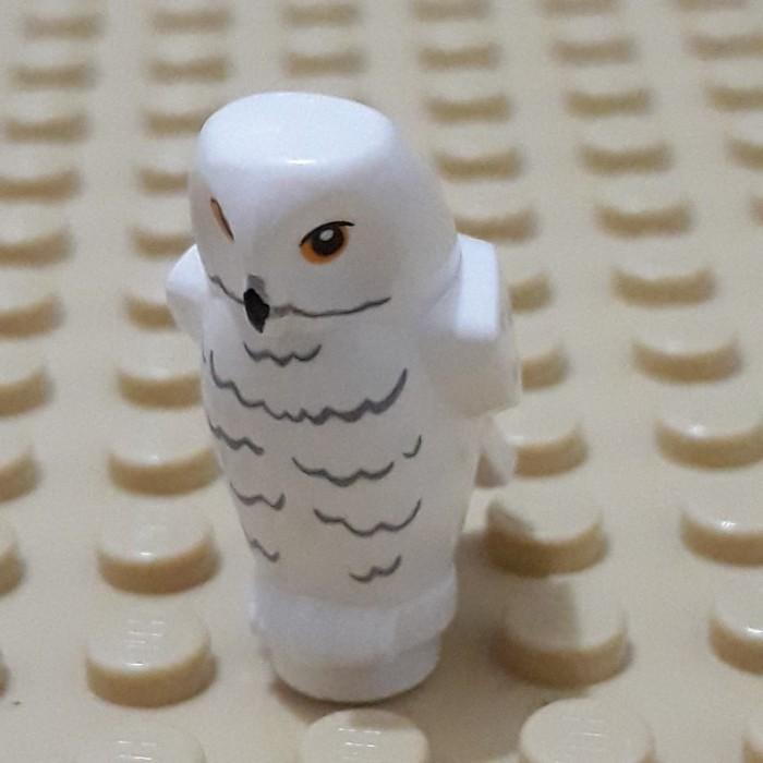 Jual Lego Original Part Owl Burung Hantu Putih Jakarta Barat V3 Hobbytoys Tokopedia