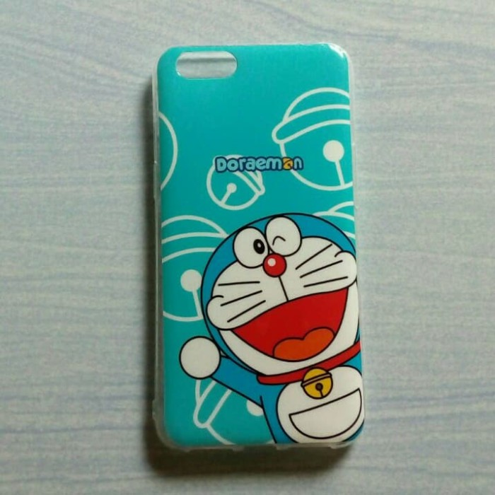 Oppo A71 Case Softcase Karakter Gambar Doraemon Lonceng
