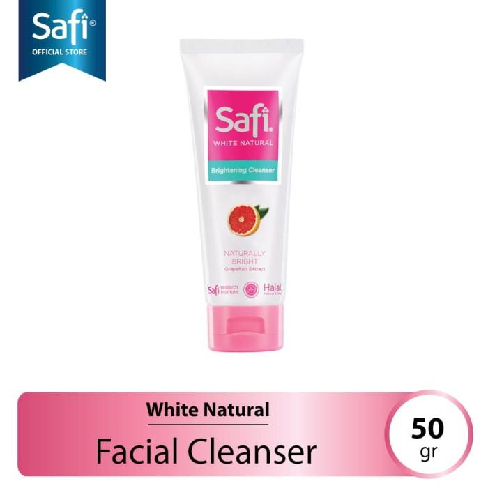 Safi brightening cleanser grapefruit 50g