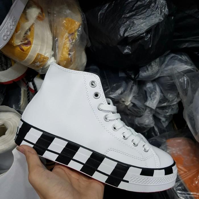 Jual Converse Chuck Taylor 70 Stripe x Off White DKI Jakarta Mysneakers_smr | Tokopedia