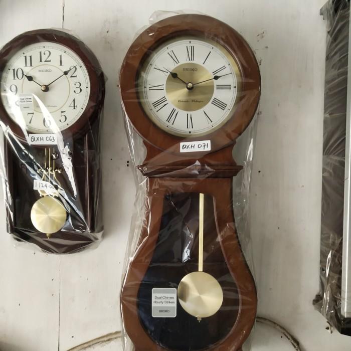 Jual Qxh071 jam dinding seiko model antik - Jess Clock  04ebb44234