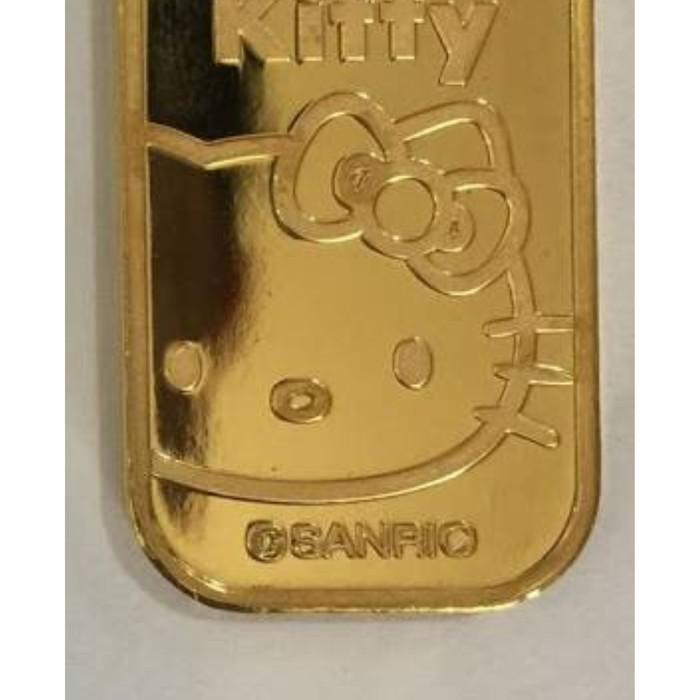 Jual Emas Antam Hello Kitty Guanmas Tokopedia