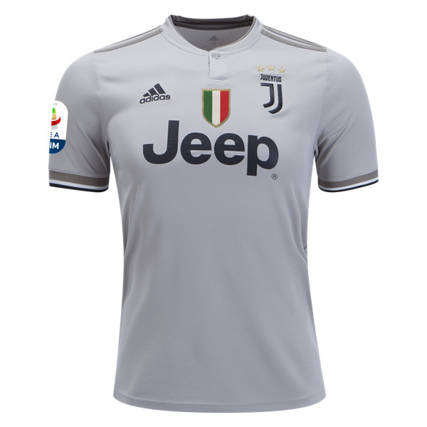 low priced a77b8 65c09 Jual Jersey Baju Bola RONALDO #7 Juventus Away 2018-2019 Grade Ori -  Abu-abu Muda - DKI Jakarta - tanjungkimpul   Tokopedia