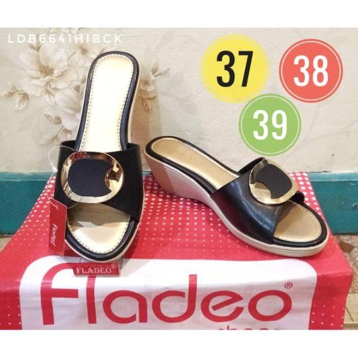 Jual Sandal Wanita - Fladeo Wedges Original Brand Matahari ... 0d3b37249a