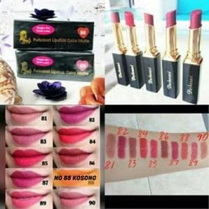 Free Alisha Tas Kosmetik Mini 204 Ungu Source Harga Lipstik . Source · Lipstick Matte Purbasari