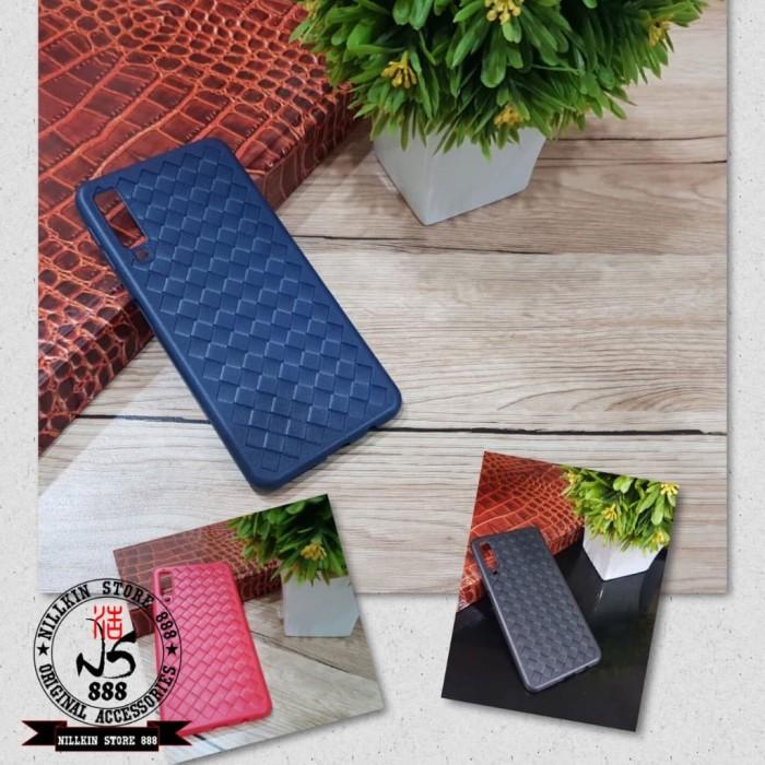 harga Samsung galaxy a7 2018 a750 softcase botega jelly leather case Tokopedia.com