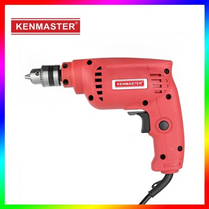 Kenmaster 10mm Mesin Bor Listrik KM-603R Bolak Balik Re Murah