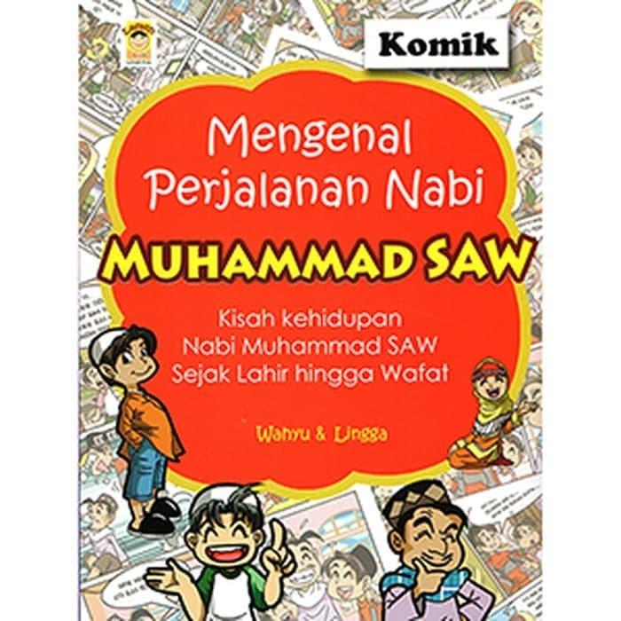harga Komik mengenal perjalanan nabi muhammad saw Tokopedia.com