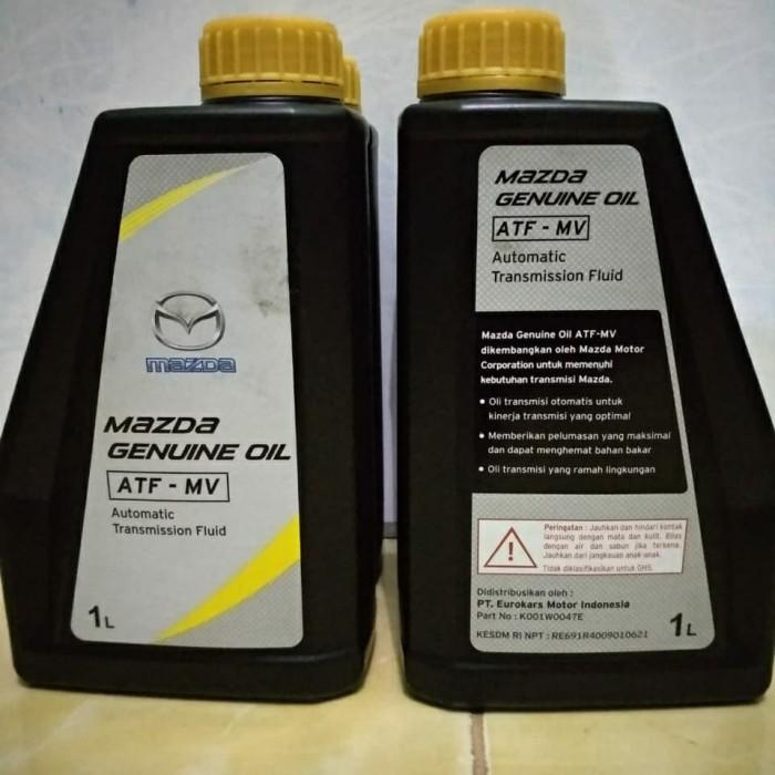Jual Oli Automatic Transmision Mazda Genuine Oil ATF - MV - DKI Jakarta -  Keiko828 Shop | Tokopedia