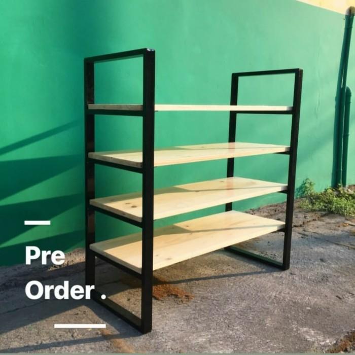 Jual Rak Sepatu Kota Tangerang Qtetcustom Furniture Tokopedia
