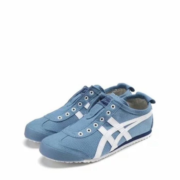 separation shoes e4cc5 1933f Jual ASICS ONITSUKA TIGER MEXICO 66 SLIP ON BLUE HEAVEN WHITE - DKI Jakarta  - PELAKOR_SNEAKERS | Tokopedia