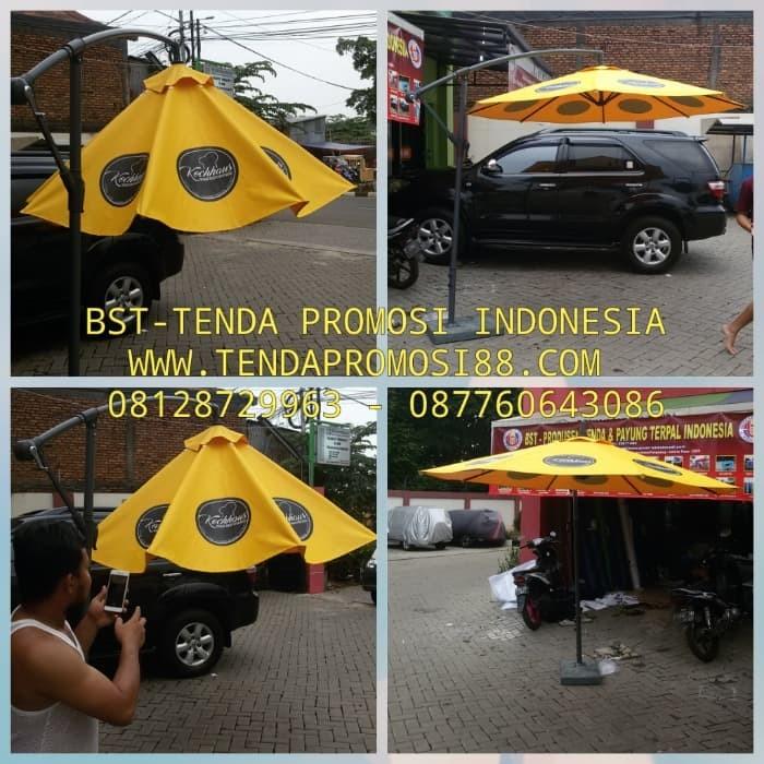 Foto Produk Jual Payung Gantung Stanard dan Custom Jakarta Timur dari Berkah Media Promosi