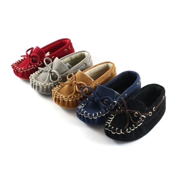 harga Sepatu bayi laki laki prewalker antislip tamagoo - marc series - 9-12 bulan hitam Tokopedia.com
