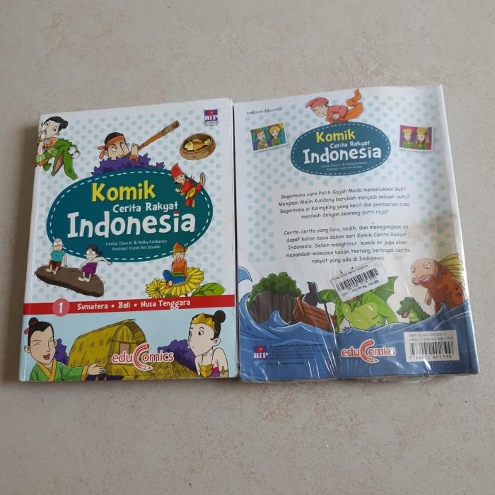 harga Komik cerita rakyat indonesia 1 sumatera bali nusa tenggara dian k ana Tokopedia.com