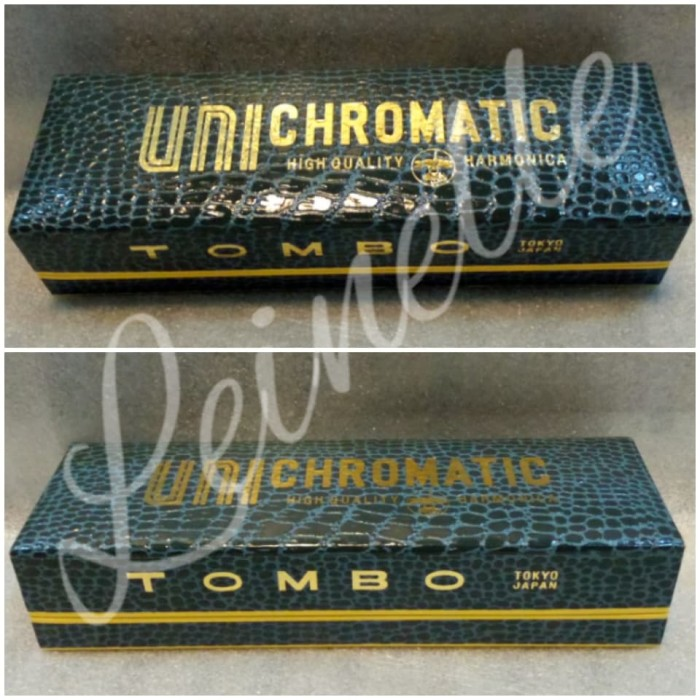 harga Harmonika uni chromatic tombo Tokopedia.com