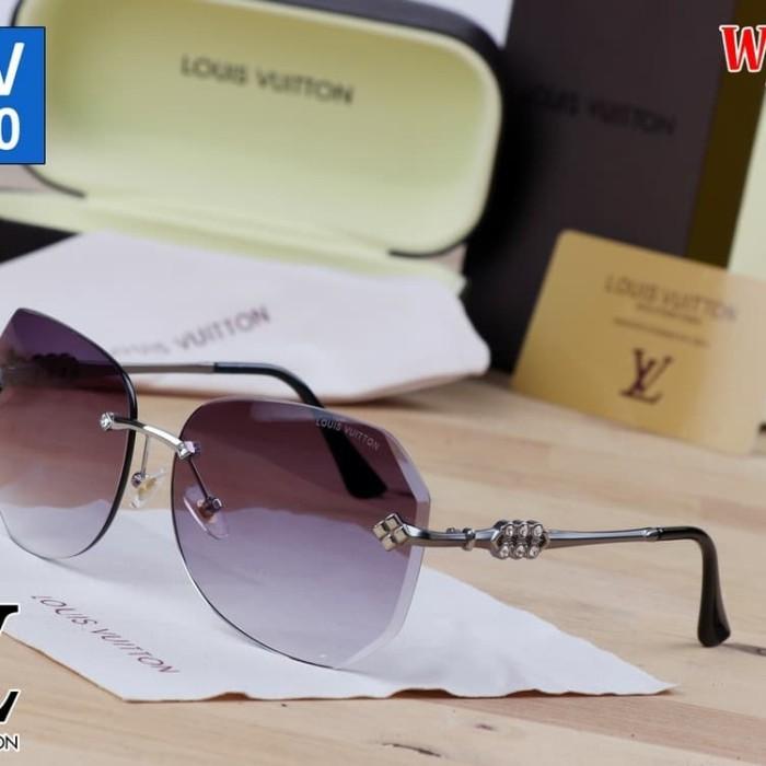 f6cb4b86f18 Jual kacamata Louis Vuitton ( UV-400) W9989 - JLO SHOP