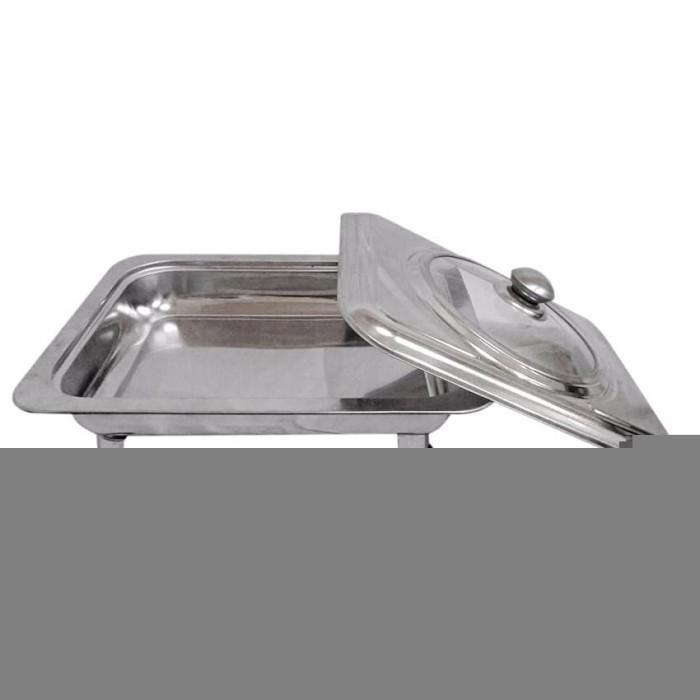 NEW Home Klik Tempat Makan Prasmanan Silver 555 SA PROMO EXLUSIF