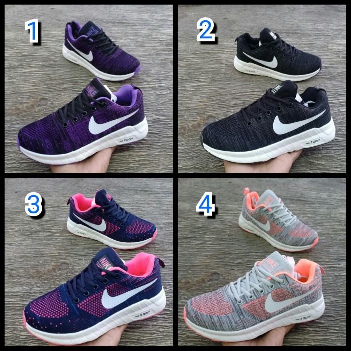 harga Sepatu sport nike flyknit airmax wanita neo tenis volly gym running Tokopedia.com