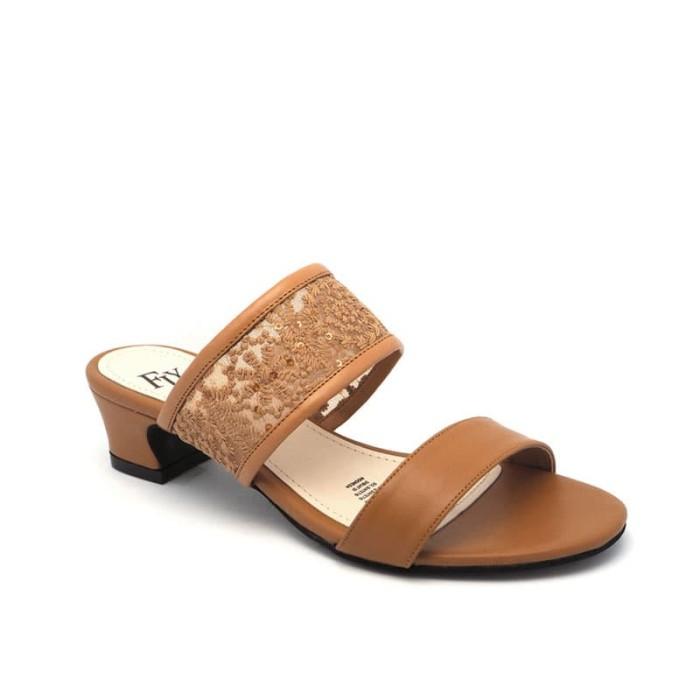 harga Fly shoes kamyra 5646 camel sandal - cokelat muda 40 Tokopedia.com