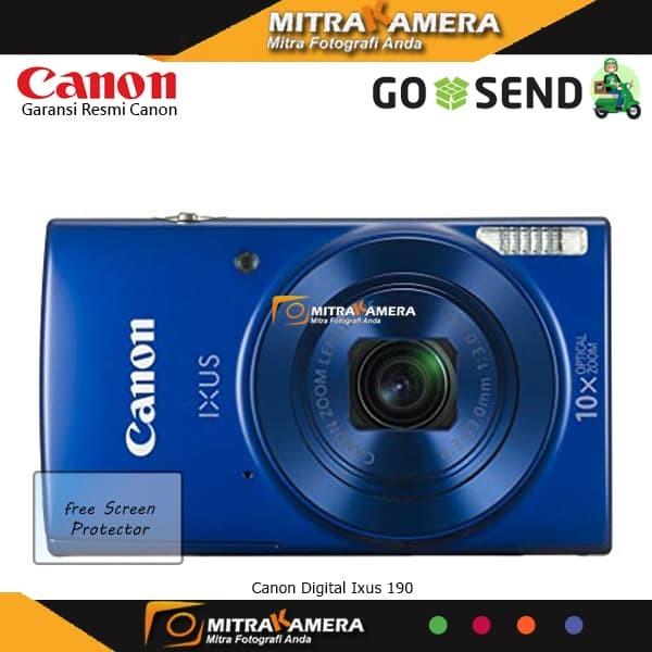 harga Canon digital ixus 190 Tokopedia.com