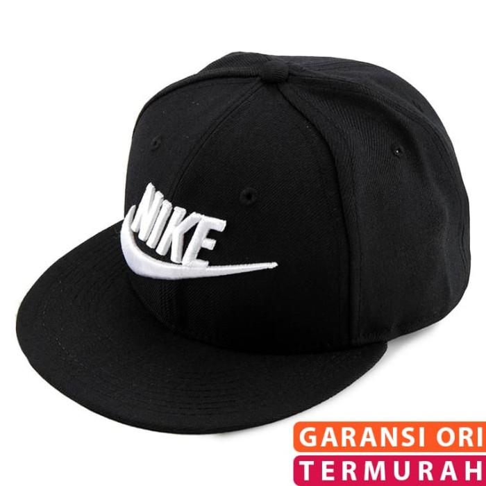 Jual Topi Snapback NIKE Futura True 2 Cap Original Terbaru Hitam ... bd729b934d