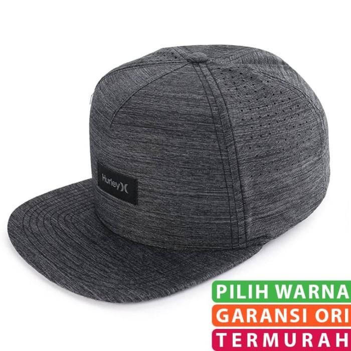07c1d79f Jual Topi Snapback HURLEY Original Branded Dri-Fit Staple Hat - Kota Medan  - Cengli Shop   Tokopedia