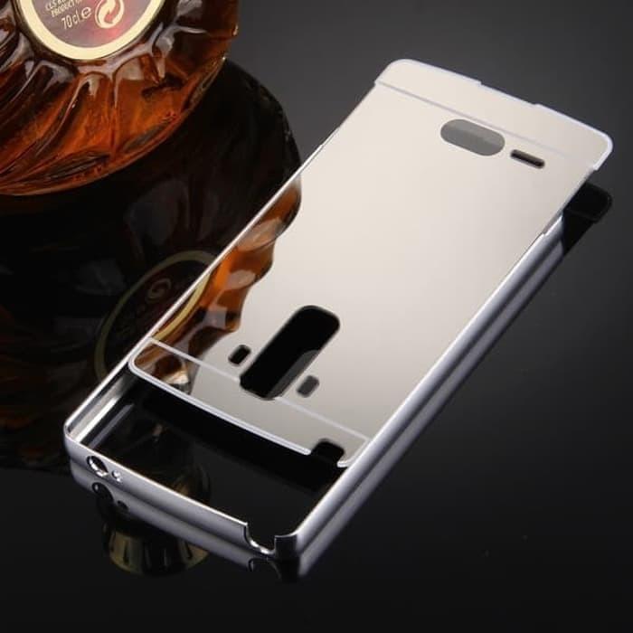Hardscase Bumper Metal Alumunium Cover Case HP LG G4 Stylus Note LS770