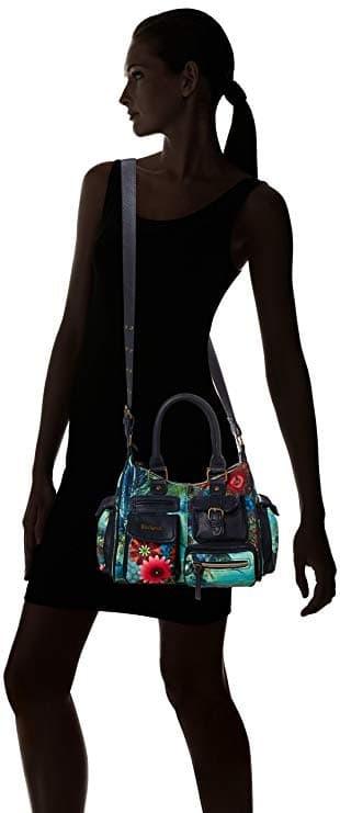 20499bc8624 Jual Desigual BAG LONDON MINI KOTAO Handbag Wanita Original ...