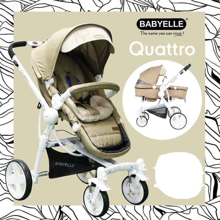 harga Stroller babyelle quatro/stroler baby elle/kereta dorong anak bayi Tokopedia.com