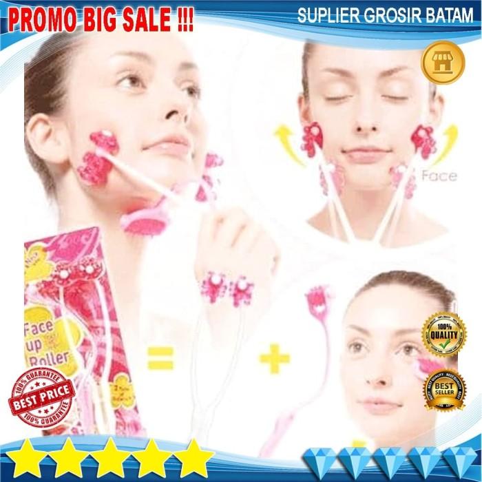 Face up roller alat penirus wajah pemutih…