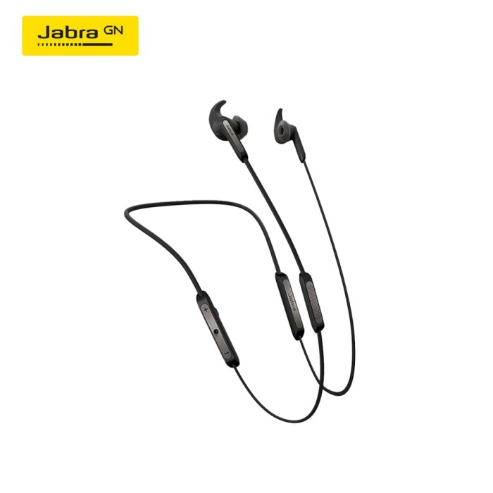 harga Jabra elite 45e wireless bluetooth earphone Tokopedia.com