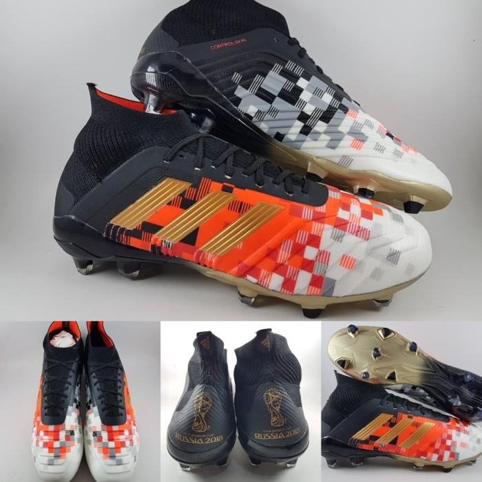 Sepatu Sepakbola Adidas Predator 18.1 FG Soccer World Cup Russia 2018 b057e21101