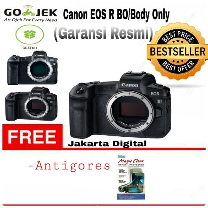 harga Canon eos r body only / bo Tokopedia.com
