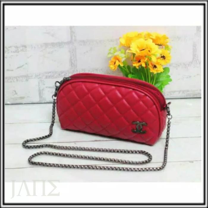 Foto Produk Tas Channel Mom & Kids Tas Wanita Import Batam Sling Bag Murah dari JANE STORE.