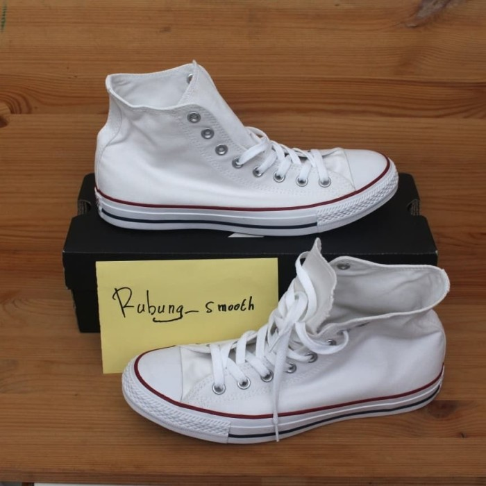 b583c196892b Jual Converse Original CT hi Optical White BNIB All Star High ...
