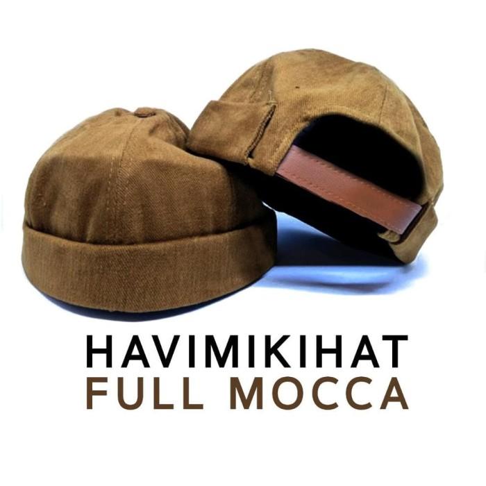Jual Peci Kopiah Sholat Miki Hat Mikihat - Topi Gaul Beani Cap ... 1524a5581b
