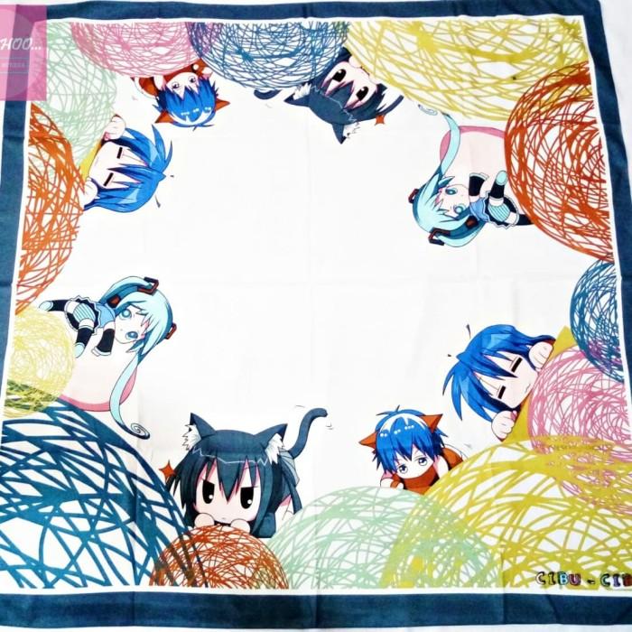 Jual Hijab Anak Kartun Karakter Jepang 2 Woohoohijab Tokopedia