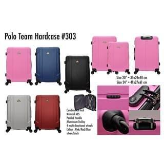 Hot Sale - Polo City Tas Koper Hardcase size 24 inch 303