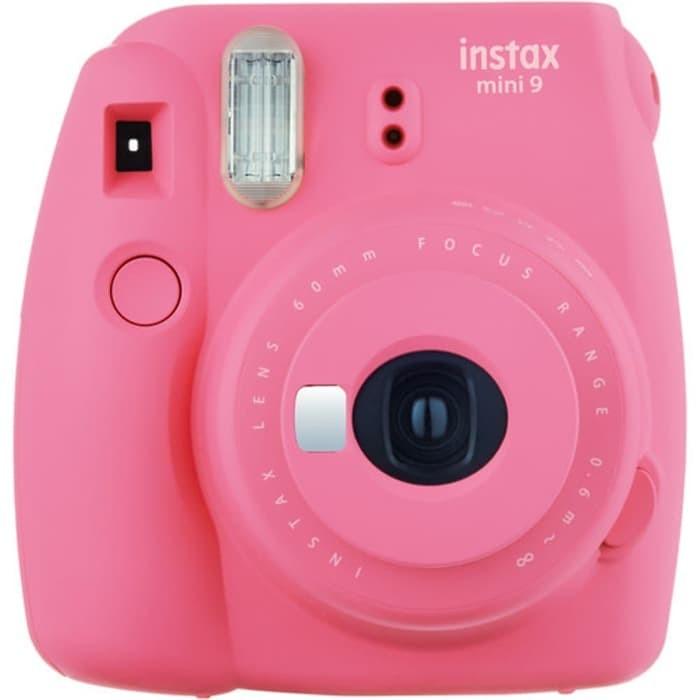 Jual MURAH Fujifilm Instax Mini 9 Instan Polaroid Kamera - Flamingo Pink -  Kota Malang - yearth | Tokopedia