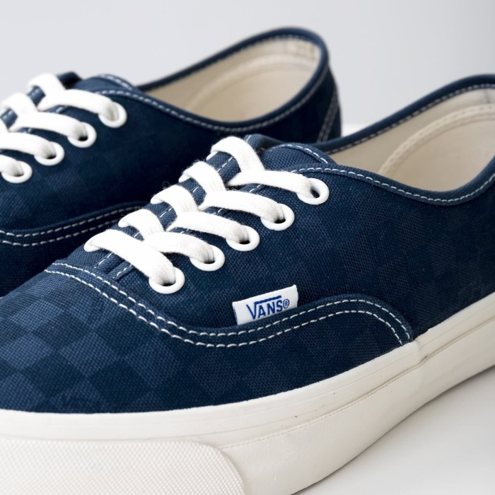 92b8ff0002 Jual VANS VAULT OG AUTHENTIC LX CHECKERBOARD MAJOLICA BLUE BNIB ...