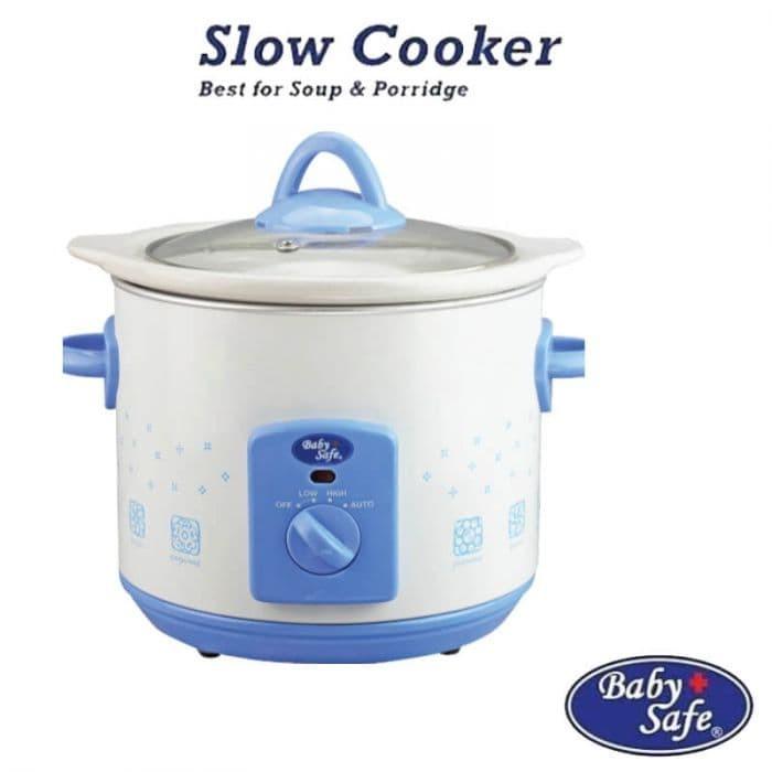 Babysafe Slow Cooker Best For Soup & Porridge