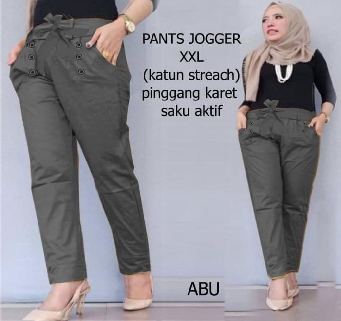 Bawahan Wanita Muslim - Celana Panjang Jumbo Bigsize - Dzikri ... 721ee3af42