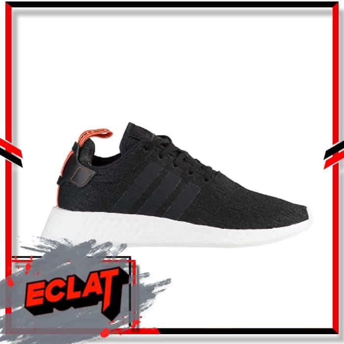 6099ecf57011a Jual Adidas NMD R2 Black Future Harvest New Original Sneakers ...