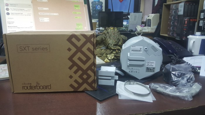 Jual MIKROTIK RBSXT-LTE-Kit / RBSXTR & R11e-LTE - DKI Jakarta - Orinet  Technology | Tokopedia