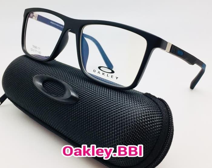 Jual Frame Kacamata Sporty - Oakley- Baca Min Minus - Pria Wanita ... 00c85583b7