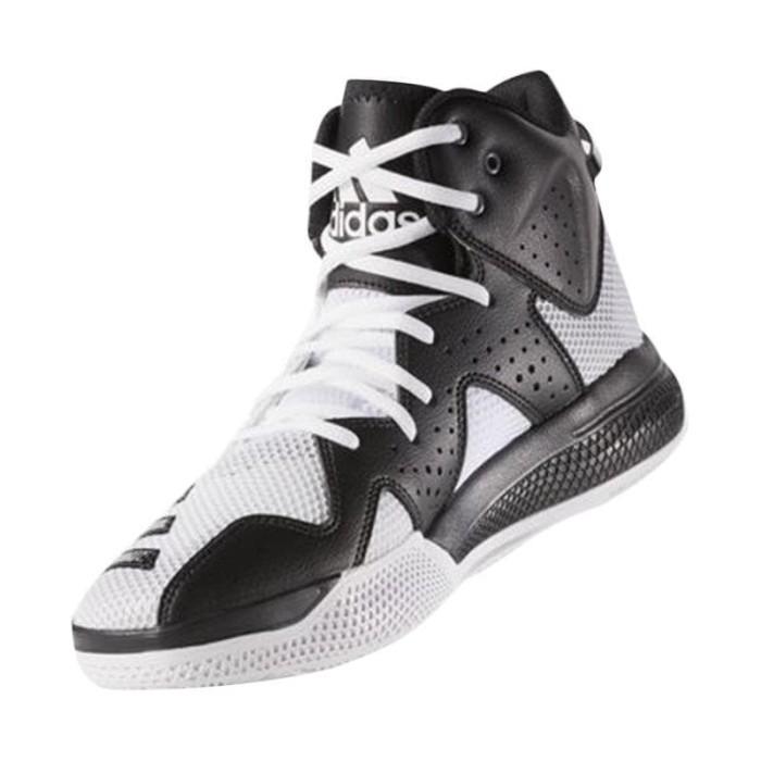 8a4b850aac8 Jual Adidas Basketball DT Bball Mid Sepatu Basket B72764 Original ...