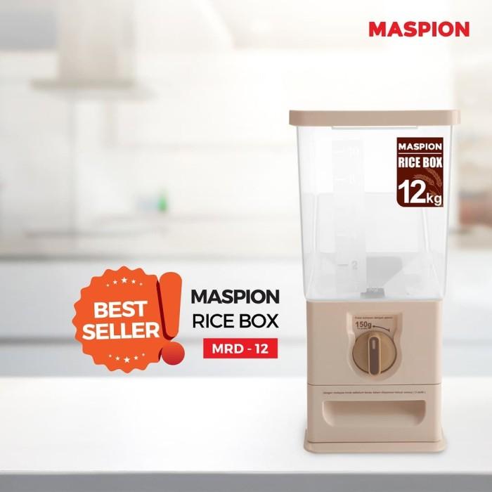 harga Maspion rice box mrd-12 Tokopedia.com