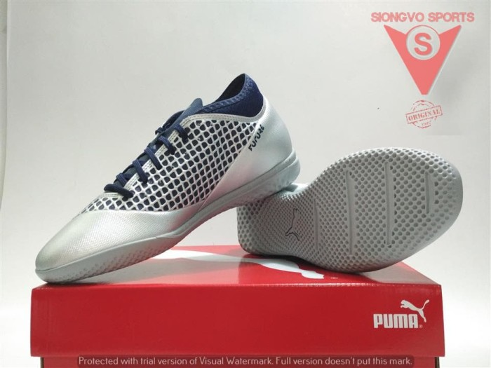 harga Sepatu futsal anak - puma future 2.4 it jr original  10484603 new  2018 Tokopedia 7cea339d38